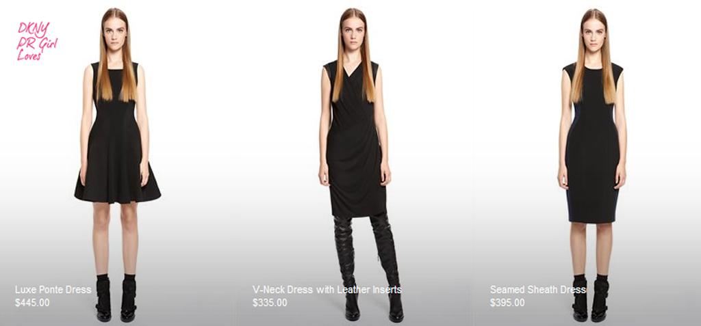 唐可娜儿女装DKNY