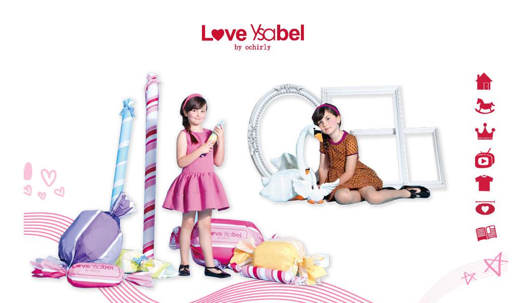Love YsabelLove Ysabel