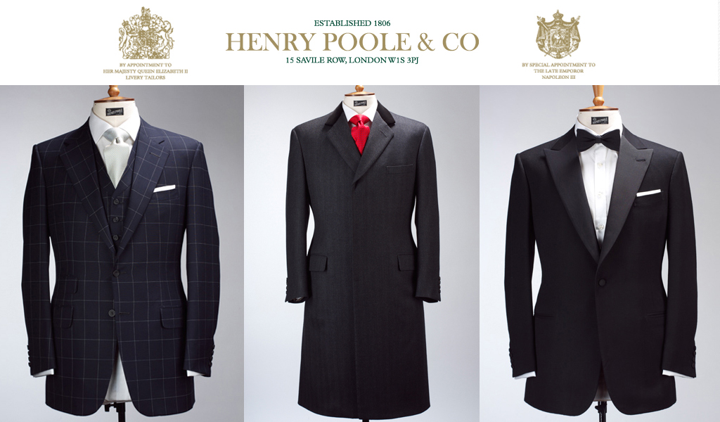 亨利·普尔Henry Poole