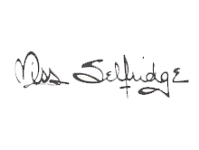 塞尔弗里奇小姐Miss Selfridge