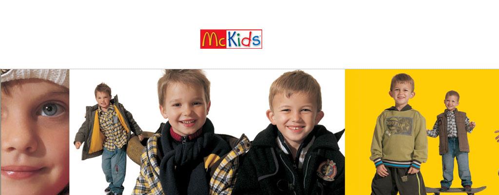 麦当劳MCKIDS