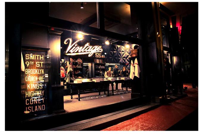VINTAGE55店铺展示