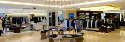 阳光时尚店铺展示