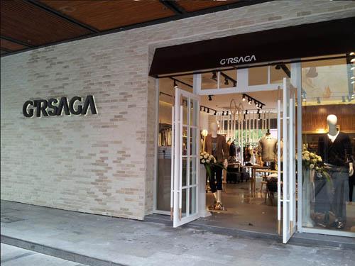G-RSAGA店铺展示