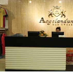 法国奥格兰顿店铺展示