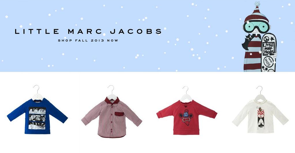小马克little marc jacobs