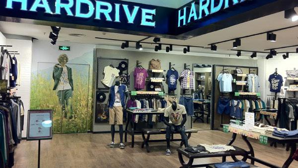 Hardrive店铺展示