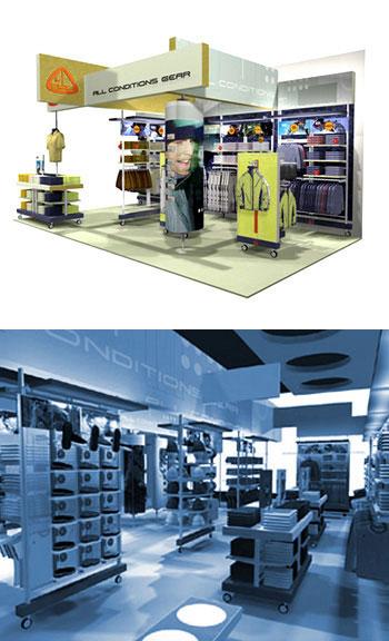Nike ACG)店铺展示