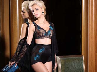 法国尚仕集团柏美诗内衣宣传广告