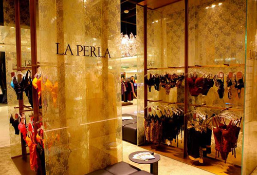LA PERLA店铺展示