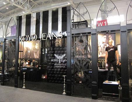 KOYO JEANS店铺展示