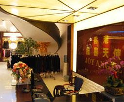 香港报喜天使店铺展示