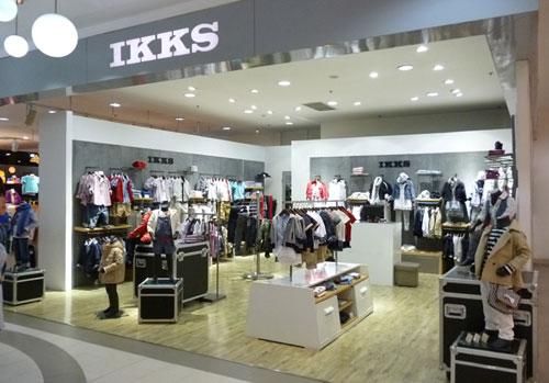 IKKS店铺展示