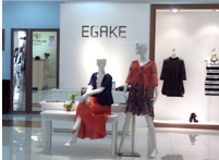 EGAKE店铺展示