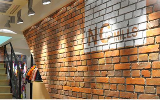 NCMILLS店铺展示