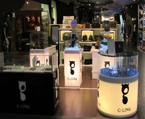 G-LINK店铺展示
