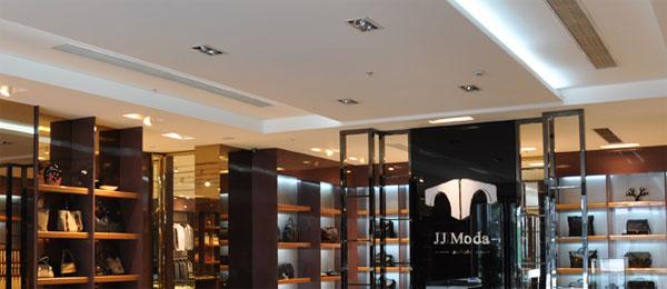 JJ MODA店铺展示