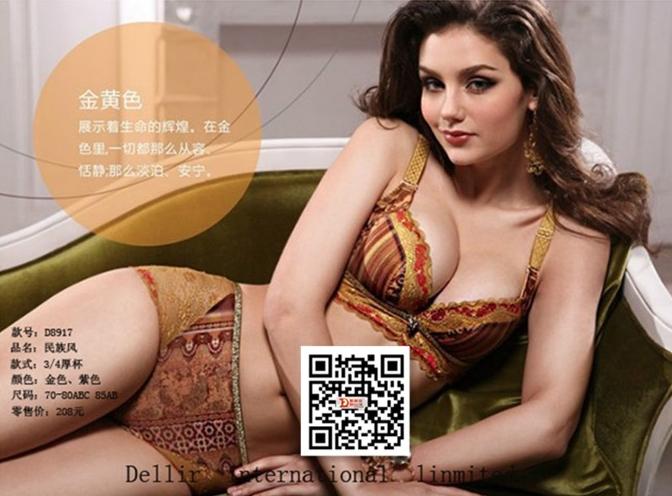 戴丽尔品牌2014年春夏新款畅销款式图片(七)