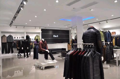 第一D&1店铺形象图