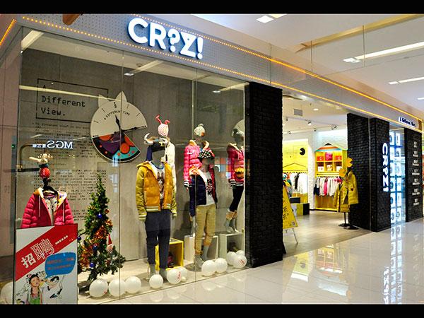 CRZ北京金隅万科广场店