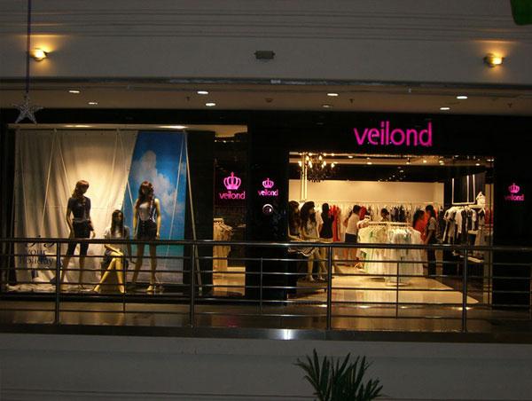 veilond店铺展示