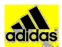 阿迪达斯运动装品牌