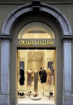 阿尔伯特-菲尔蒂店铺展示