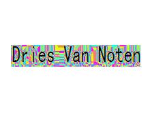 德赖斯·范诺顿Dries Van Noten