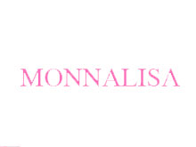 蒙娜丽莎MONNALISA