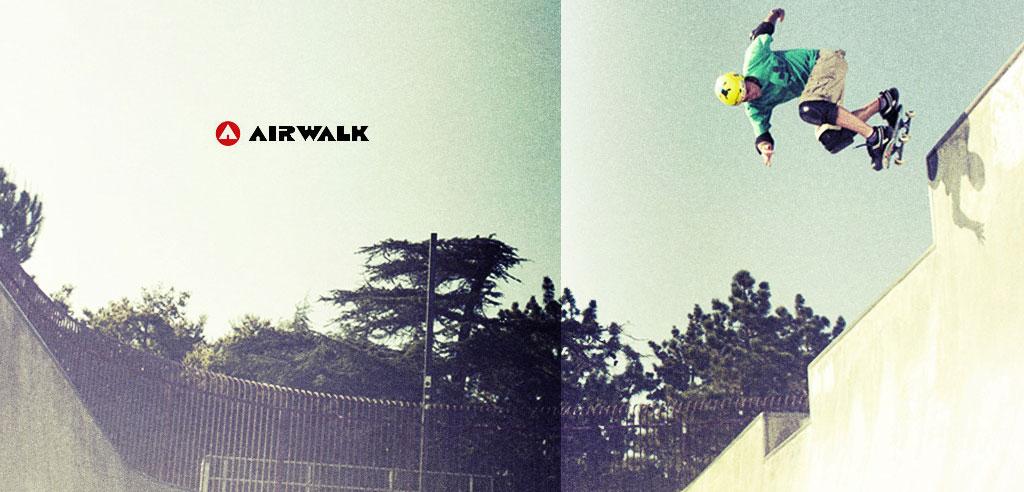 空中行为Airwalk