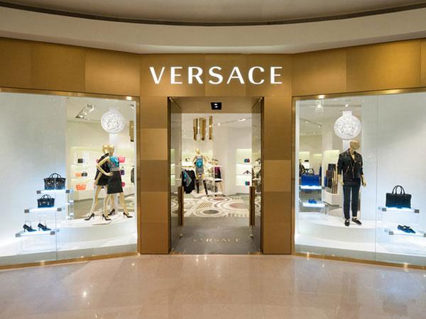 Versace台北101专卖店