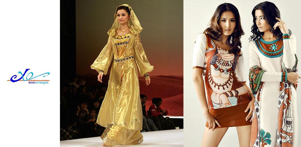 丝路霓裳Silk Road Costume