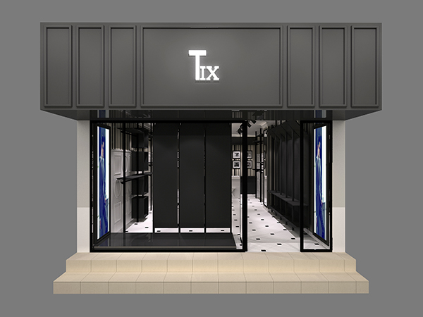 TIX店铺展示