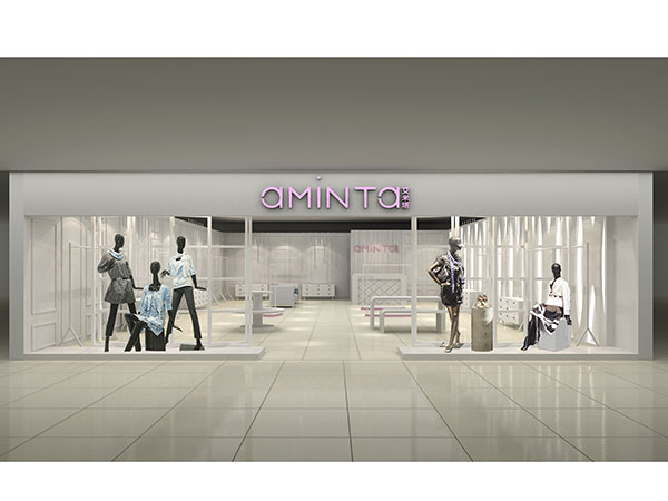艾米塔AMINTA 店铺效果图展示