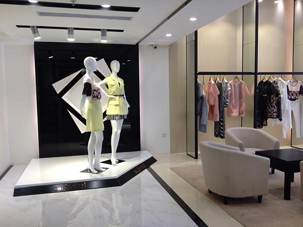 罗勒Oubasil店铺展示品牌旗舰店店面