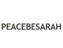 PEACEBESARAH女装品牌