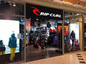 Rip Curl店铺展示