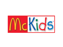 McDonald's童装品牌