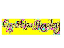 辛西娅·洛蕾Cynthia Rowley