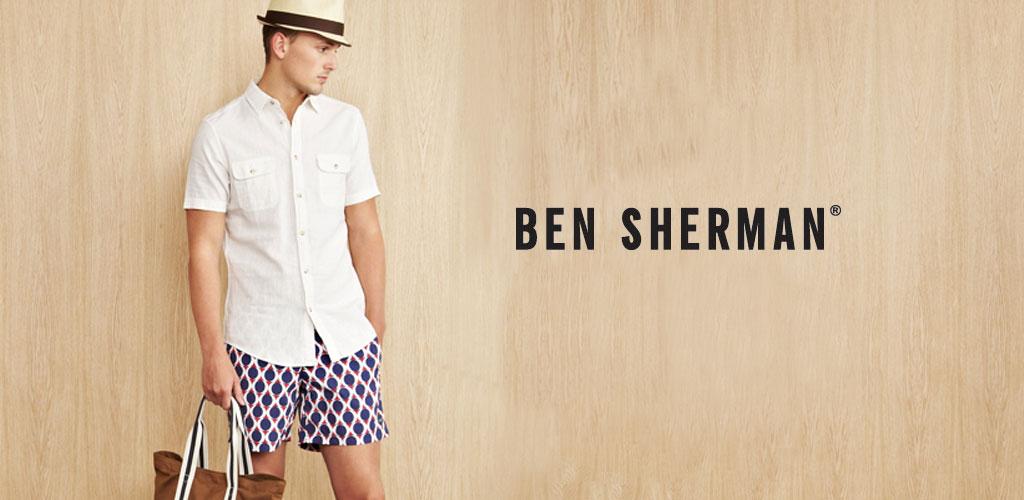 BEN SHERMANBEN SHERMAN