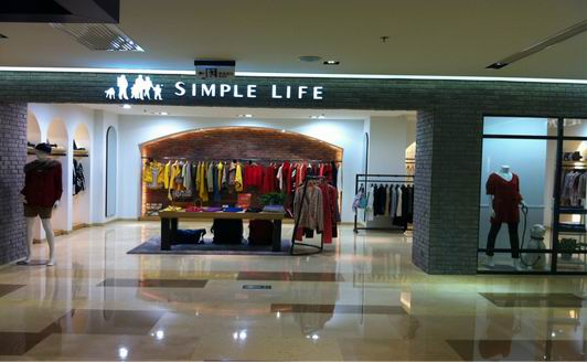 SIMPLE LIFE店铺展示