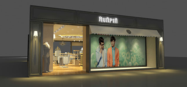 RUNPIN店铺展示