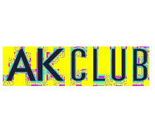 AK CLUB男装品牌