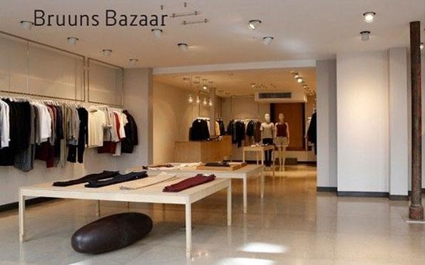 Bruuns Bazaar店铺展示