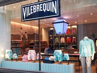VILEBREQUIN店铺展示