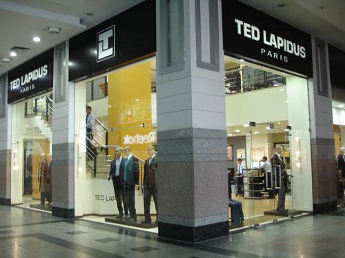 泰德·拉迪斯店铺展示