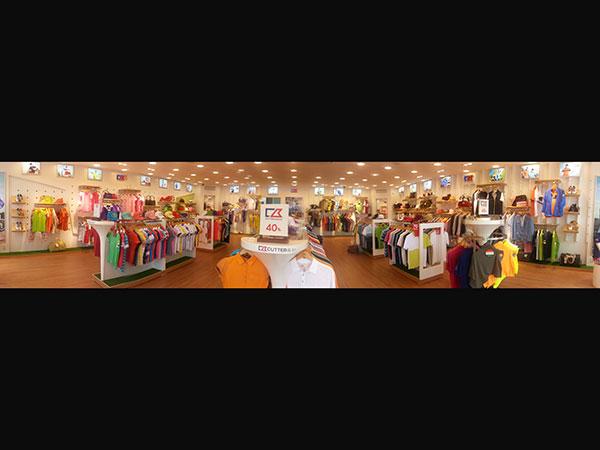 CUTTER&BUCK店铺展示
