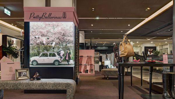 Pretty Ballerinas店铺展示