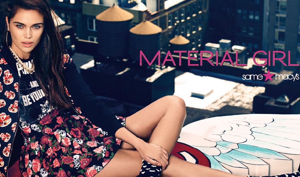 玛蒂丽尔 MATERIAL GIRL