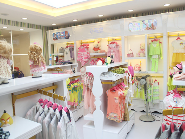 小玩童店铺展示